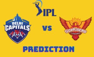 DC vs SRH Predictions