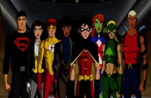 Young Justice 4 on HBO Max