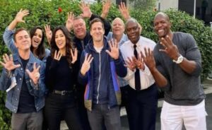 Brooklyn Nine-Nine 8
