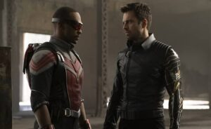 Falcon & Winter Soldier most watched on Disney+