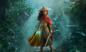 Disney+'s Raya And The Last Dragon Review